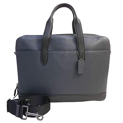 Coach Hamilton Leather Ultimate Briefcase Laptop Shoulder Bag