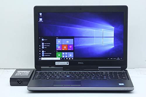 【中古】 DELL Precision 7510 Core i7 6820HQ 2.7GHz/16GB/256GB(SSD)/15.6W/FHD(1920x1080)/Win10/Quadro M2000M   B07SK6DDYX