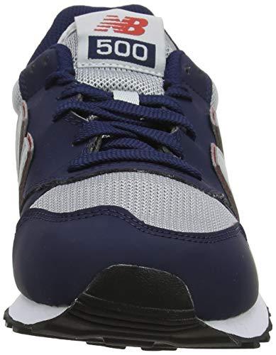 Balance Blu Sportive New Scarpe Pigment 500 pigment Uomo 8dgffRx