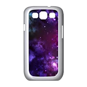 Samsung Galaxy S3 Case,Space Gasses Hard Shell Back Case for White Samsung Galaxy S3 Okaycosama435617
