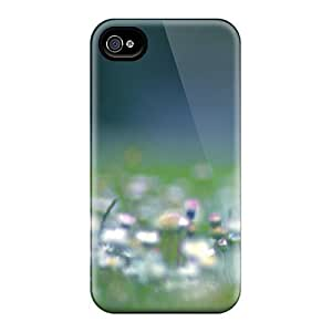 Fashionable EEjxtlG4781GEODG Iphone 4/4s Case Cover For Dandelion Seedhead Isle Of Wight Protective Case