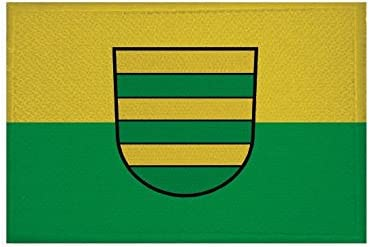 U24 Aufn/äher Filderstadt Fahne Flagge Aufb/ügler Patch 9 x 6 cm