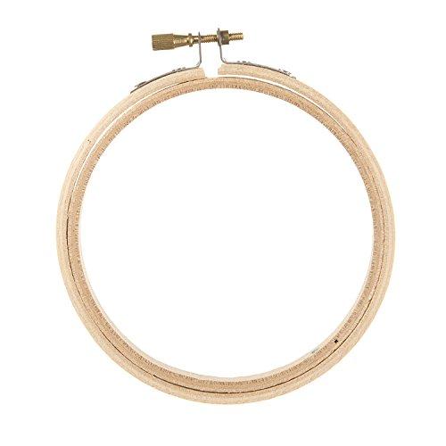 Darice Wood Embroidery Hoop 4 Inch