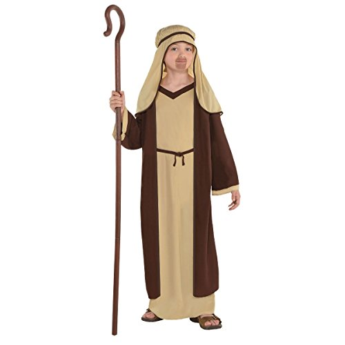 amscan Boys Brown Saint Joseph Costume - Medium