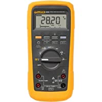 Fluke II True-RMS Rugged IP 67 Industrial Digital Multimeter