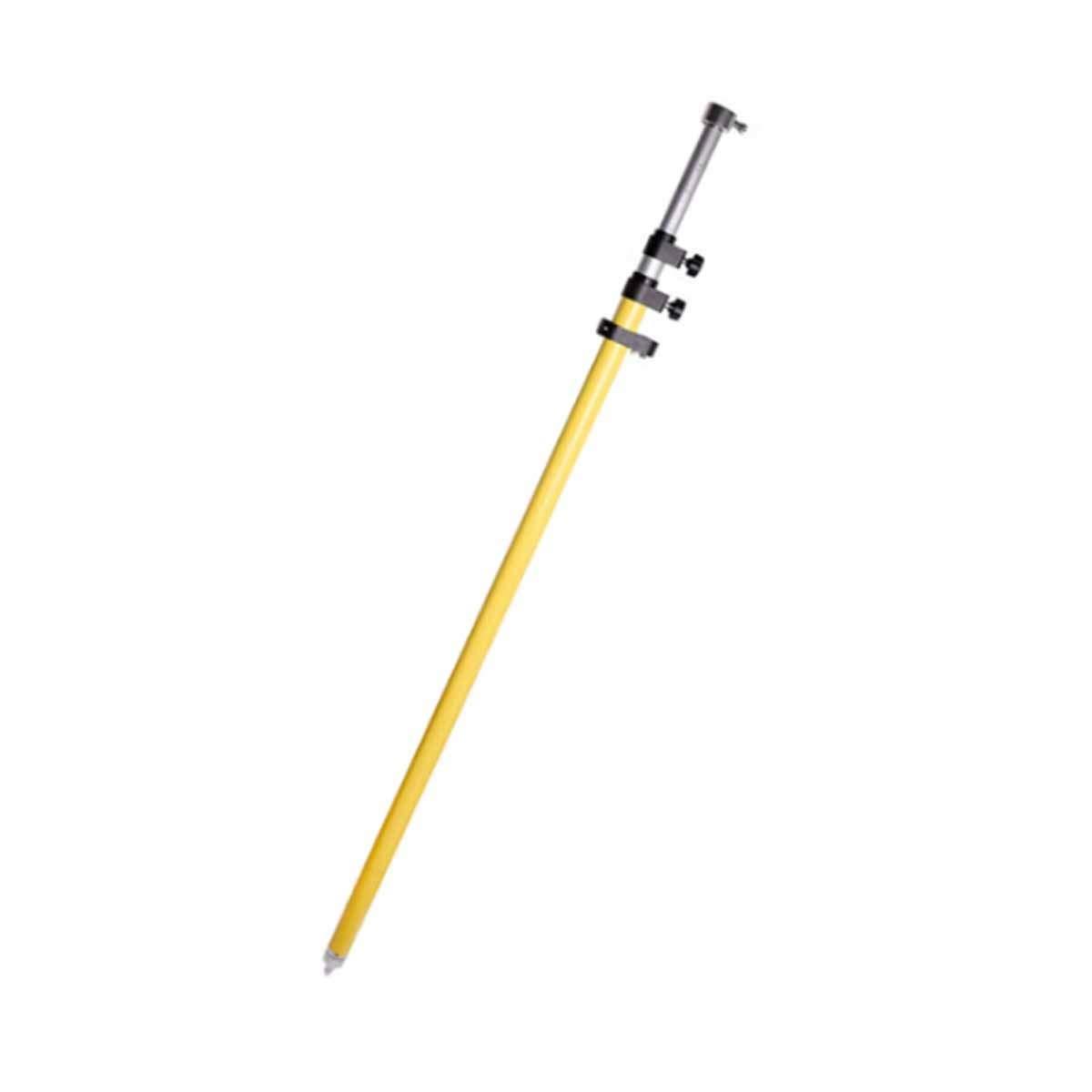 Centering Rod, Aluminum Alloy 2 M Centering Rod 3 M Centering Rod 5 M Centering Rod Handheld Prism Rod (Size : 3M)