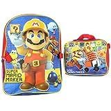 Squishy Super Mario Maker : Amazon.com: Super Mario Soft Lunch Box (Super Mario Maker): Kitchen & Dining