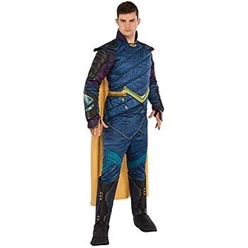 Amazon.com: Rubie s – Disfraz Thor: Ragnarok Deluxe disfraz ...