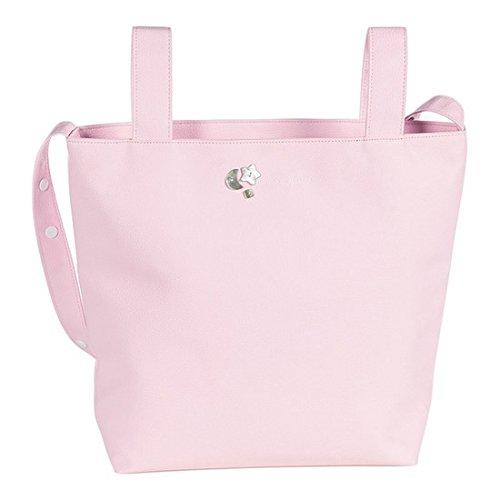Pasito a Pasito 73185 - Bolsa panera, color rosa