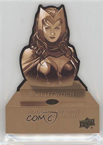 ng Card) 2017 Upper Deck Marvel Premier - Busts Die-Cuts #BL-25 (Witch Bust)