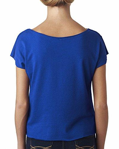 Next Level - Camisas - para mujer azul cobalto