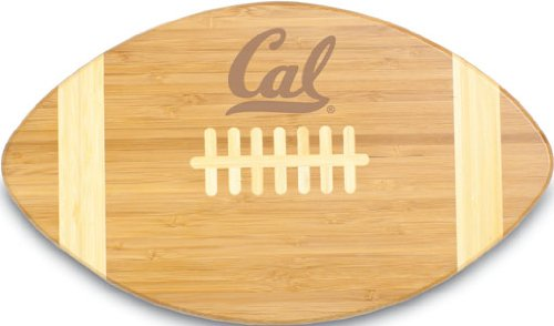 NCAA California Golden Bears Touchdown! Bamboo Cutting Board