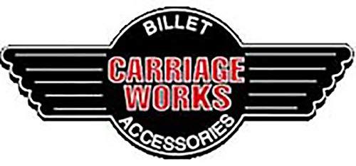 (Carriage Works 40952 Polished Aluminum Billet Grille)