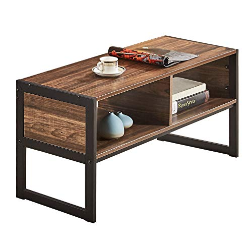 Rectangular Storage Cocktail Table - 3