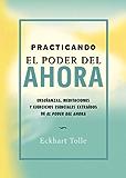 Practicando el poder del ahora: Enseñanzas, meditaciones y ejercicios esenciales extraídos de El poder del Ahora (Perenne)
