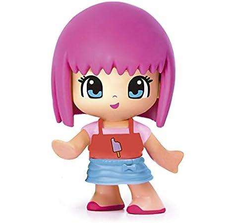 Pinypon - Figurita Serie 8, pack C (Famosa 700014103): Amazon.es: Juguetes y juegos