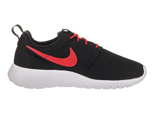 NIKE Kids Roshe One SE (GS) Running Shoe Black/Max Orange Bm6l50Cst