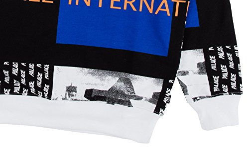 Palace Internationale Collage Crewnec - Us Xl