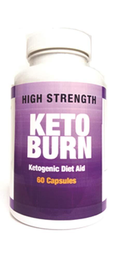 Keto Burn Ketogenic Diet Aid Appetite Suppressant Weight Loss Slimming Pills 60 Capsules Per Pot 1