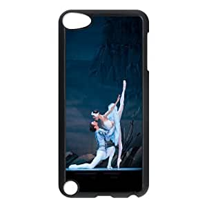 High Quality {YUXUAN-LARA CASE}Swan & Ballet FOR Ipod Touch 5 STYLE-3