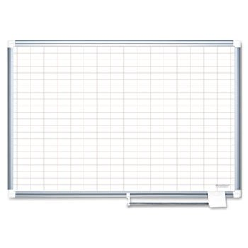Mastervision Grid Planning Board 48X36 Mastervision Ma0592830 by MasterVision
