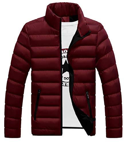 Waterproof Men's Red Hooded Hiking Wine Warm Jacket Raincoat security Ski Fashion Fleece Jacket XFfHq