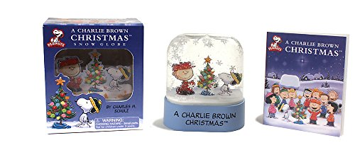 A Charlie Brown Christmas Snow Globe (Miniature Editions)