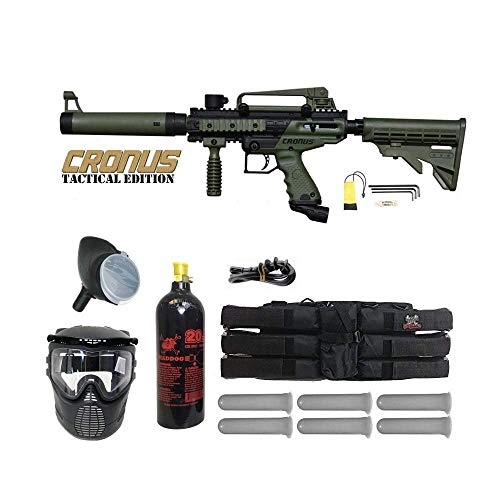 Tippmann Cronus Paintball Marker Gun Player - E Paintball