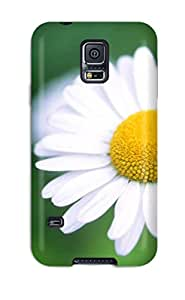 Galaxy Protective Case For Galaxy S5 Flower
