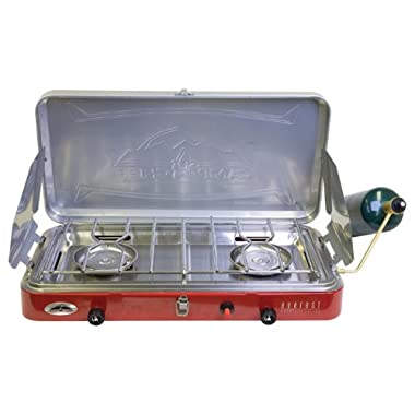 Camp Chef Mountain Series 2 Burner/High Pressure Stove