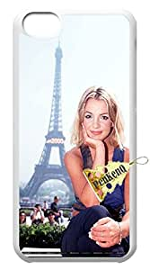 Hard Plastic Cover Britney Spears iphone 5c Case.