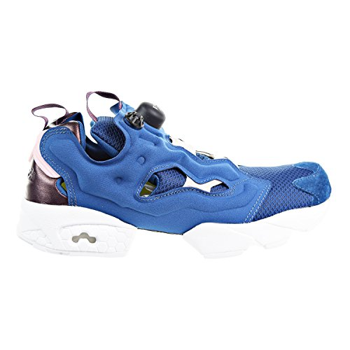 Fury Lightweight Pumps - Reebok Instapump Fury Face Women's Shoes Fancy/Dramatic/Ambition/Blue ar2650 (8 B(M) US)