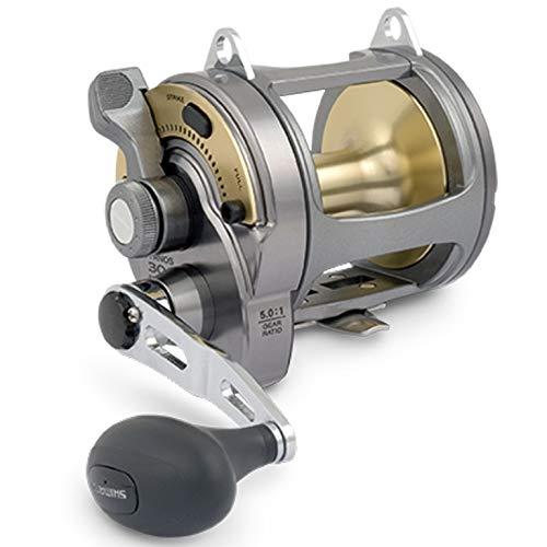 (Shimano Tyrnos 30 2 Speed Offshore Seafishing Multiplier Trolling Fishing Reel, TYR30II)