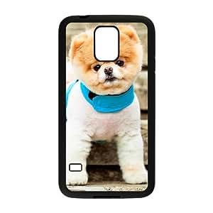TOSOUL Customized Print Pomeranian Hard Skin Case For Samsung Galaxy S5 I9600
