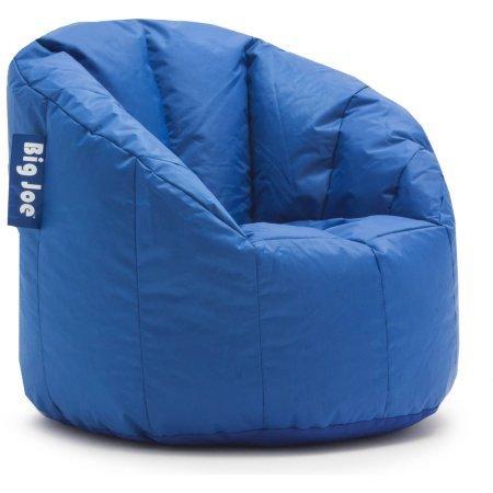 Brilliant Big Joe Milano Bean Bag Chair Stadium Blue Ibusinesslaw Wood Chair Design Ideas Ibusinesslaworg