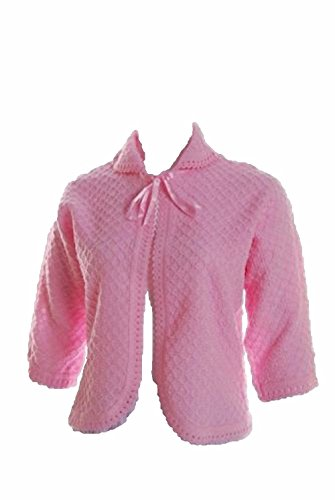 Ladies Bed Jacket Nightwear Size 8 10 12 14 16 18 20 22 24 26 Knitted Housecoat ()