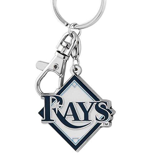 Tampa Bay Rays Key (MLB Tampa Bay Rays Team Logo Heavyweight Key Ring)
