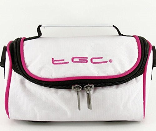 para al Bolso White Denim TGC Mujer Hombro Negro Cool Trims Pink Hot With Blue Dreamy fwgfxqt