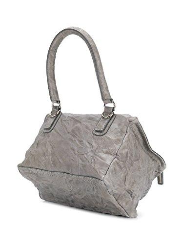 0ccdc68b80cd Givenchy Women s BB05251004051 Grey Leather Handbag - A2Z Smartshop