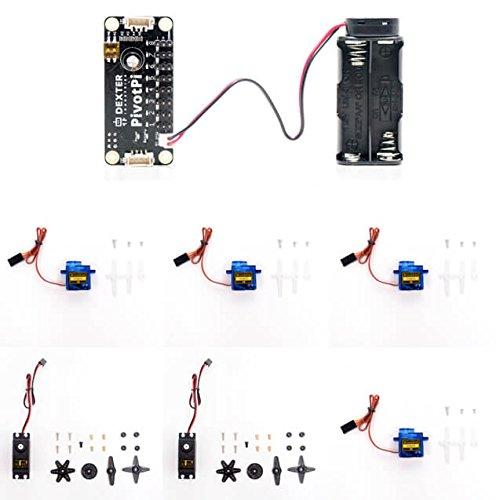PivotPi Base Kit for the Raspberry Pi]()