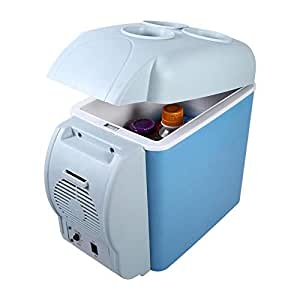 Cankun Mini refrigerador, 12V 7.5L Bar Compacto y Congelador ...