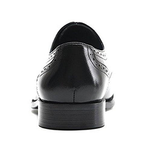 Brogue Officiel Pour Banquet Chaussures Occasionnels Travail Redbrown Véritable Cuir Chaussures r D'affaires Hommes Yr Garçon En Derbys Hommes wpnBH8pq