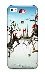 Quality ZippyDoritEduard Case Cover With Surreal Nice Appearance Compatible With Iphone 5c