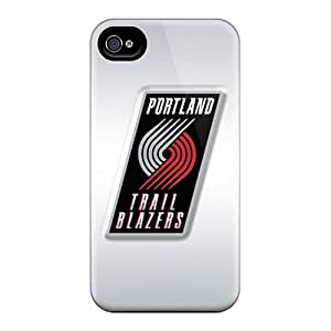 For Leandrsty485 Iphone Protective Cases, High Quality For Iphone 6 Portland Trail Blazers Skin Cases Covers