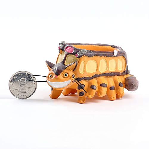 Tritow Dibujos Animados Lindo Totoro Maceta Decoración de la casa de Campo Resina Creativa Artesanía Jardineros Oficina en...