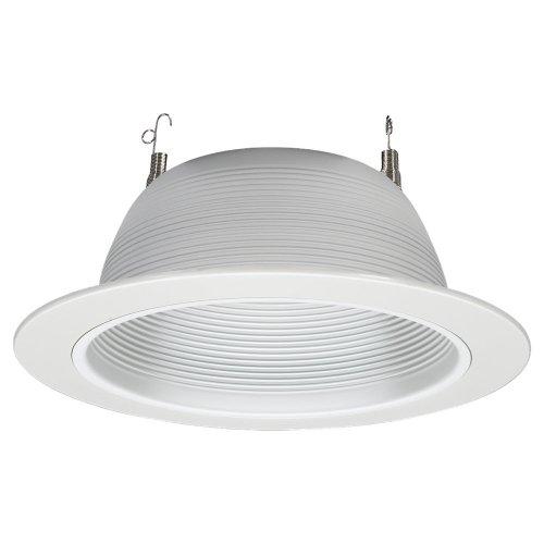 14 Recessed Lighting (Sea Gull Lighting 1126-14 Recessed Incandescent Fixture Trim, White)