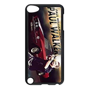 Furious 7, Ipod Touch 5 5th 5g Back Cover Case, Best Protection for Ipod Touch 5
