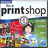 Software : New Broderbund Printshop 23 Incredible Design Projects Made Easy Print & Share Your Projects
