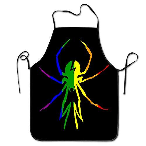 Mcr The Black Parade Costume (Danger Spider Kitchen Aprons For Women Men)