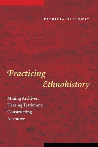 Practicing Ethnohistory